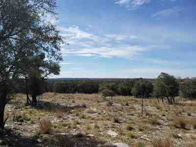 Burnet Residential Lots & Land Pending-Taking Backups: Lot 4 Possum Trot