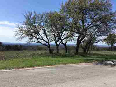 Marble Falls TX Residential Lots & Land For Sale: $225,000