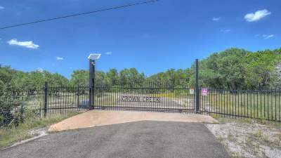 Burnet Residential Lots & Land For Sale: Lot 3a Crown Road