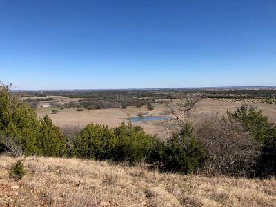 Lampasas Farm & Ranch For Sale: Cr 3640