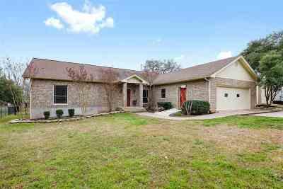 Burnet Single Family Home For Sale: 113 Shady
