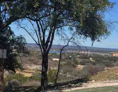 Horseshoe Bay Residential Lots & Land For Sale: Fallow