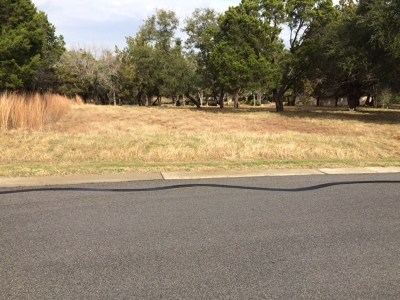 Horseshoe Bay W Residential Lots & Land For Sale: W3056 Fire