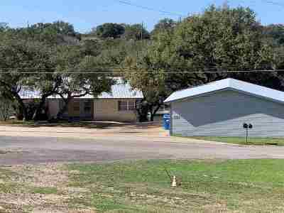 Burnet Single Family Home For Sale: 206 Cr 140