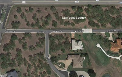 Horseshoe Bay Residential Lots & Land For Sale: Lts 23005-23007 Far West