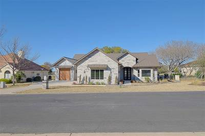 Horseshoe Bay TX Single Family Home Pending-Taking Backups: $899,900