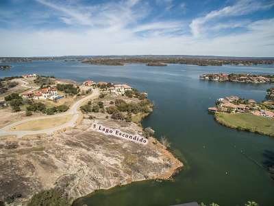 Horseshoe Bay TX Residential Lots & Land For Sale: $1,550,000
