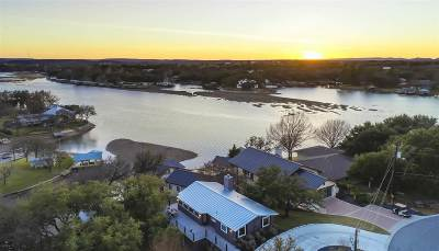 Horseshoe Bay TX Single Family Home Pending-Taking Backups: $849,000