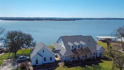 Granite Shoals Single Family Home For Sale: 802 Clear Cove