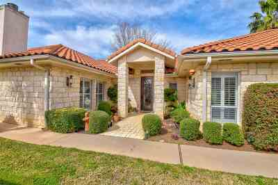 Horseshoe Bay TX Single Family Home For Sale: $799,000