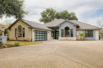 Horseshoe Bay Single Family Home For Sale: 108 San Saba