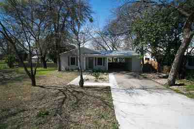 Marble Falls Single Family Home For Sale: 410 Avenue J
