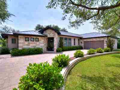 Horseshoe Bay Single Family Home For Sale: 212 Lasso