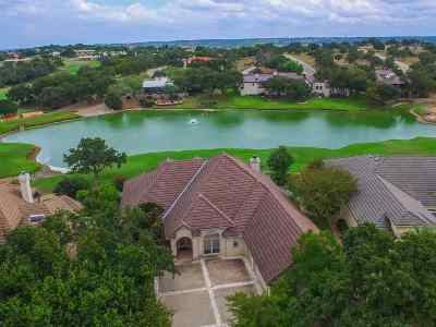 Horseshoe Bay Single Family Home For Sale: 109 Still Water