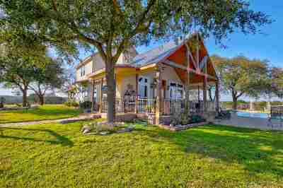 Marble Falls Single Family Home For Sale: 1730 E Fm 2147