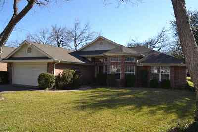 Marble Falls TX Single Family Home Pending-Taking Backups: $245,000