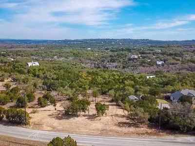 Spicewood Residential Lots & Land Pending-Taking Backups: 23314 Pedernales Canyon Trail