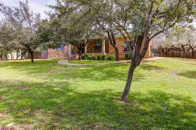Spicewood Single Family Home Pending-Taking Backups: 109 S Cowal