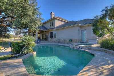 Pecan Creek Single Family Home For Sale: 705 Pecan Crossing Drive