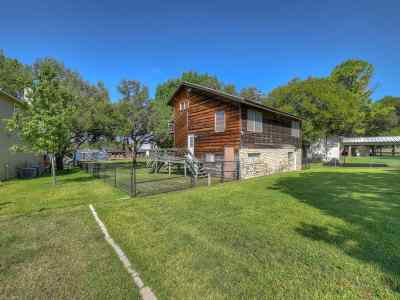 Sunrise Beach Single Family Home For Sale: 254 E Lakeshore