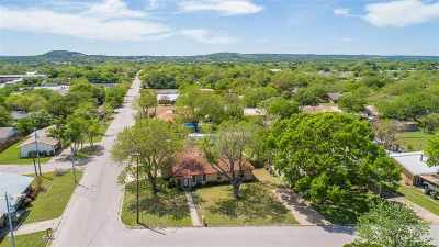 Burnet Single Family Home For Sale: 300 Highland
