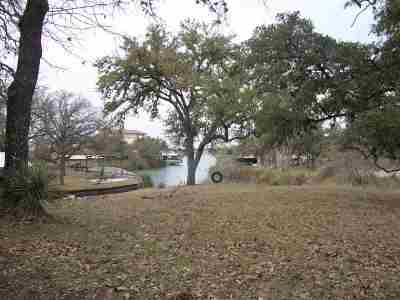 Granite Shoals Residential Lots & Land For Sale: 304 Lake Downs