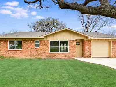 Marble Falls Single Family Home For Sale: 1611 Northwood