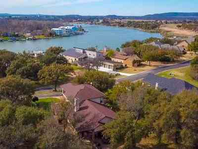 Burnet County Single Family Home For Sale: 209 River Park