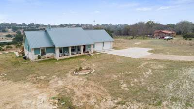 Lampasas Single Family Home For Sale: 551 County Road 1030