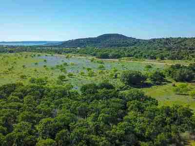 Burnet Farm & Ranch For Sale: Cr 110/113