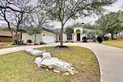 Horseshoe Bay Single Family Home For Sale: 208 Blue Ground