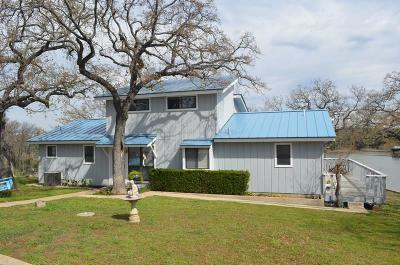 Burnet Single Family Home Pending-Taking Backups: 701 Cr 142
