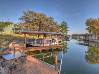 Sunrise Beach Single Family Home Pending-Taking Backups: 116 Glen Oaks