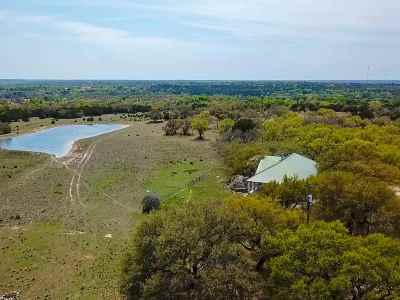 Burnet County, Lampasas County, Bell County, Williamson County, llano, Blanco County, Mills County, Hamilton County, San Saba County, Coryell County Farm & Ranch For Sale: 1801 W Cr 224 West