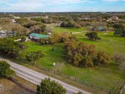 Burnet Single Family Home For Sale: 1315 Cr 200