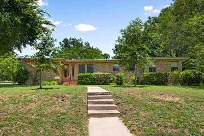 Burnet Single Family Home For Sale: 108 Taggard