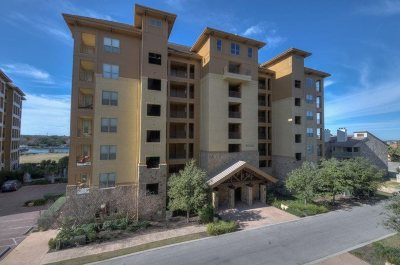 Horseshoe Bay Condo/Townhouse For Sale: 1000 The Cape #11