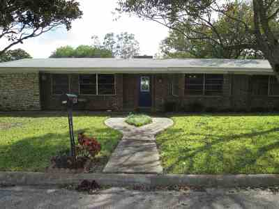 Burnet Single Family Home For Sale: 903 Wofford