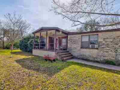 Burnet Manufactured Home For Sale: 210 Chisum