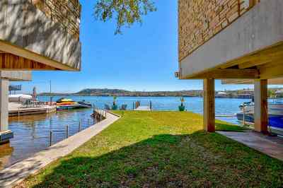 Horseshoe Bay TX Condo/Townhouse For Sale: $489,900