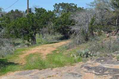 Burnet Residential Lots & Land For Sale: Lots 9 & 10 Suzann