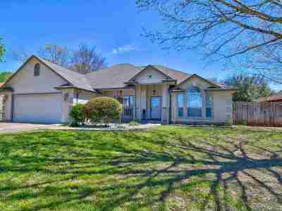 Marble Falls Single Family Home Pending-Taking Backups: 1801 Sunset