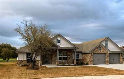 Burnet Single Family Home For Sale: 135 Rachel