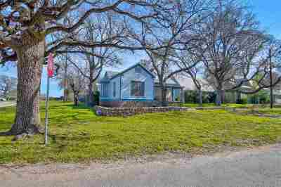 Marble Falls Single Family Home For Sale: 419 Seventh St.