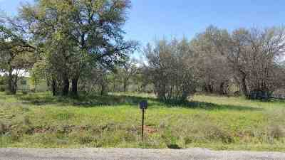 Granite Shoals Residential Lots & Land For Sale: 122 & 124 E Cottonwood