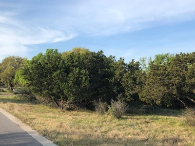 Horseshoe Bay Residential Lots & Land For Sale: 2047 Air Park