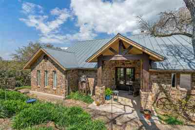 Burnet Single Family Home Pending-Taking Backups: 1220 Cr 137