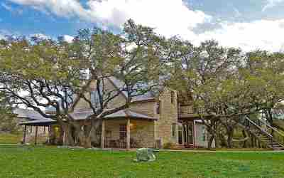Spicewood Single Family Home Pending-Taking Backups: 22701 Rocking A Trail