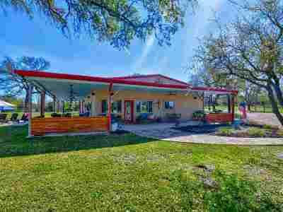 Buchanan Dam Single Family Home For Sale: 279 Lehne Loop