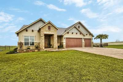 Burnet County Single Family Home For Sale: 106 Broken Hill